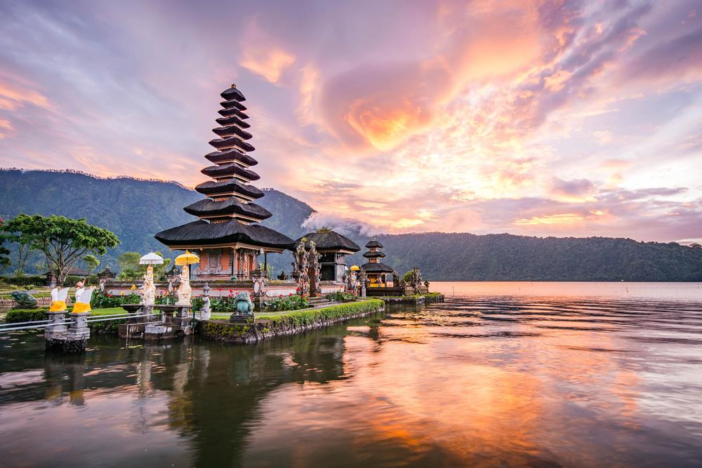 The Island of Gods, Bali