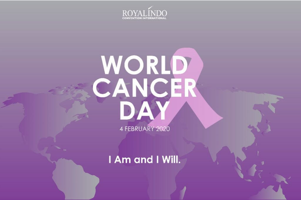 Royalindo even World Cancer Day 2020